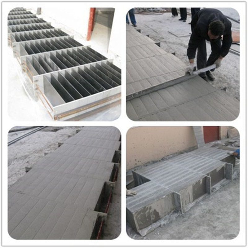 Applications Of Concrete Solid Block Mold