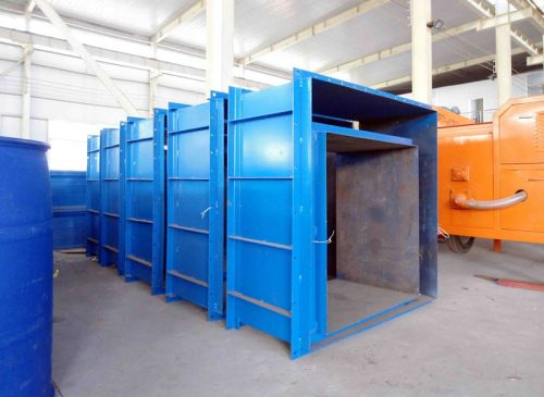 Brick mould 1200*1200*600mm