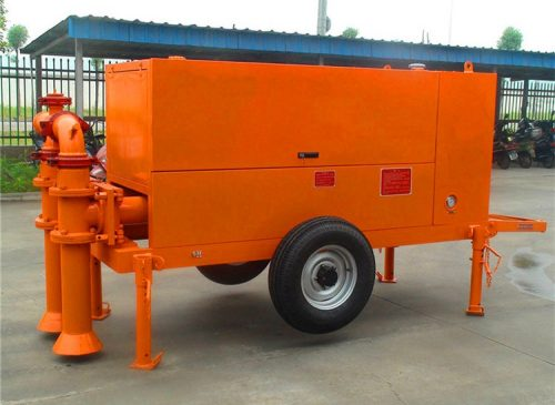 GP30 30m3/h Foam Concrete Pump
