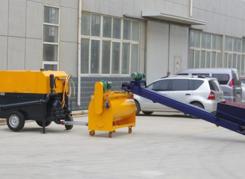 GF20 electric foam machine concrete machine