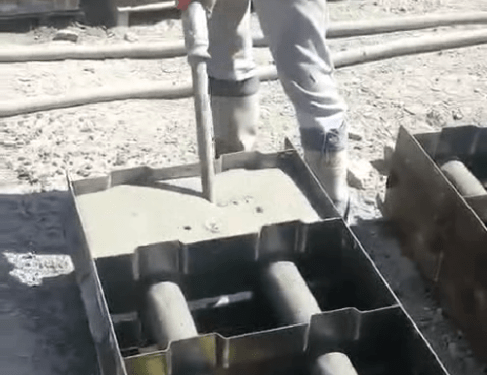 Applications Of Concrete Hollow Block Mold
