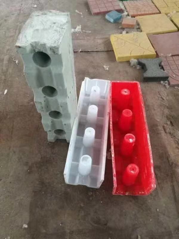 Applications Of Plastic Manual Concrete Hollow Block Mold Mould