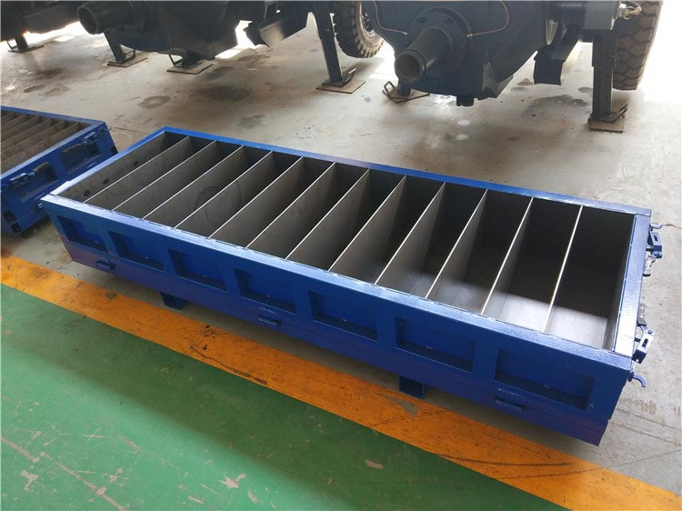 Technical Data Of Concrete Solid Block Mold