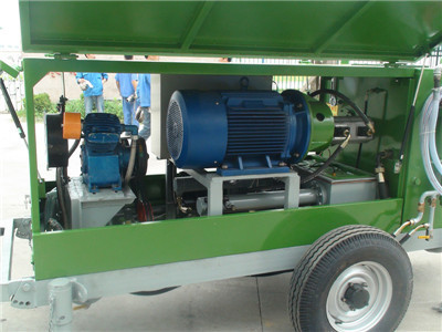 Foam concrete machine made in china